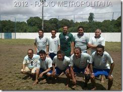 2012 Campeão - Radio Metropolitana