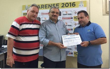 Certificado Mauro Carmelio