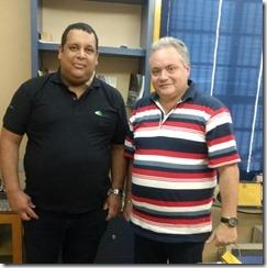 EDUARDO SANTOS GERENTE ARENA CASTELAO